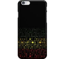 Songs of Freedom iPhone Case/Skin