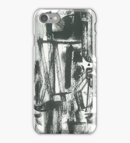 interior of my studio iPhone Case/Skin