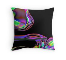 What????? Throw Pillow