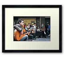 Santos Framed Print