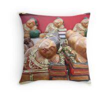 a souvenir Throw Pillow