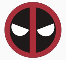 Angry Deadpool Icon  Kids Clothes
