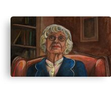 Where the Wild Things Are - Old Lady - BtVS Canvas Print