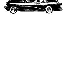1956 Buick Prestige Covertible by garts
