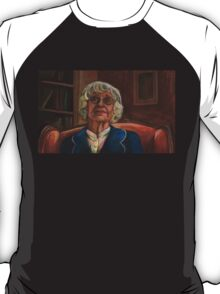 Where the Wild Things Are - Old Lady - BtVS T-Shirt