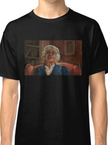 Where the Wild Things Are - Old Lady - BtVS Classic T-Shirt