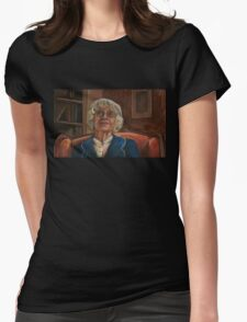 Where the Wild Things Are - Old Lady - BtVS Womens Fitted T-Shirt
