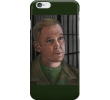 New Moon Rising - Colonel McNamara - BtVS iPhone Case/Skin