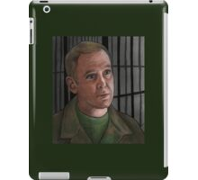 New Moon Rising - Colonel McNamara - BtVS iPad Case/Skin