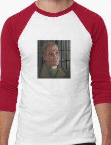 New Moon Rising - Colonel McNamara - BtVS Men's Baseball ¾ T-Shirt