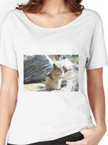 Cutest Squirrel Women's Relaxed Fit T-Shirt