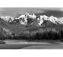 Ragged Ridge Photographic Print