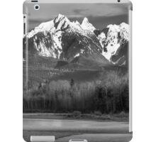 Ragged Ridge iPad Case/Skin
