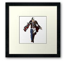 The ultimate Assassin! Framed Print
