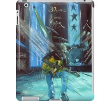 Eugene Hideaway Bridges..live at the Gympie Muster iPad Case/Skin