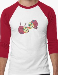 Decapitation bros Men's Baseball ¾ T-Shirt