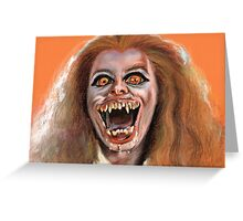 'Welcome to Fright Night! For real!' Greeting Card