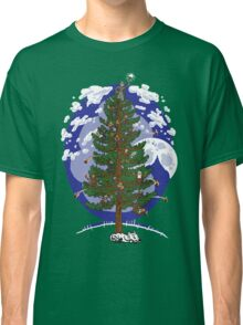 Silent Night, Hobbit Night Classic T-Shirt