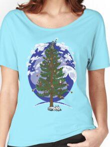 Silent Night, Hobbit Night Women's Relaxed Fit T-Shirt