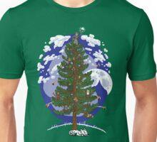 Silent Night, Hobbit Night Unisex T-Shirt
