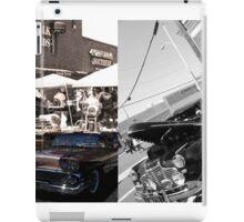 Norwalk Elks Lodge #2142; Car Show Collaboration iPad Case/Skin