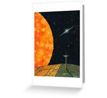 SOLAR PASSAGE Greeting Card