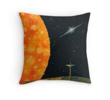SOLAR PASSAGE Throw Pillow