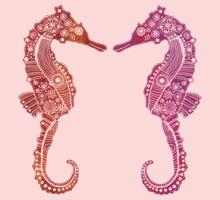 Seahorse Love Kids Clothes
