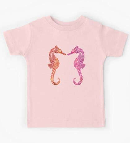 Seahorse Love Kids Tee