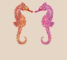 Seahorse Love Womens Fitted T-Shirt