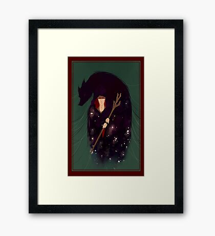 The Rebel Framed Print
