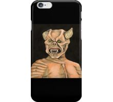 Expecting - Angel iPhone Case/Skin