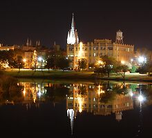 Reflections by Michael Collazo