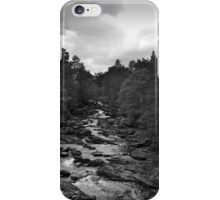 River run iPhone Case/Skin