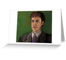 The Prodigal - Lawyer - Angel Greeting Card