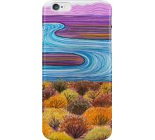 Perfect Pastels - Top of the Gulf  iPhone Case/Skin