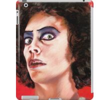 'Come up to the lab and see what's on the slab!' iPad Case/Skin