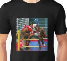 Monkey Fights Unisex T-Shirt