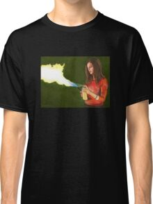 Five by Five - Faith - Angel Classic T-Shirt