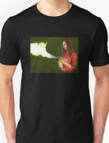 Five by Five - Faith - Angel T-Shirt