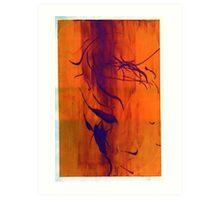 Silkscreens - 0005 - Image Of The Child Art Print