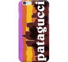 Patagucci City - LA iPhone Case/Skin