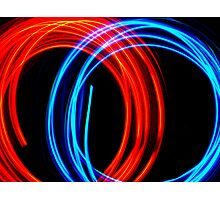 Circular Motion Photographic Print