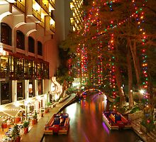 Christmas on the Riverwalk by Michael Collazo