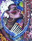 African Inspired by Carmen  Cilliers