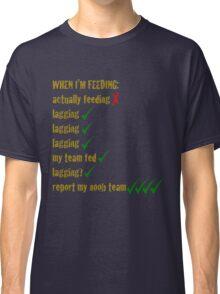 Feeding League of Legends Classic T-Shirt