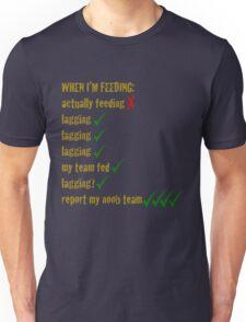 Feeding League of Legends Unisex T-Shirt