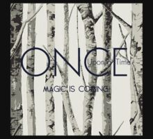 "Once Upon a Time (OUAT) - ""Magic is Coming."" Kids Clothes"
