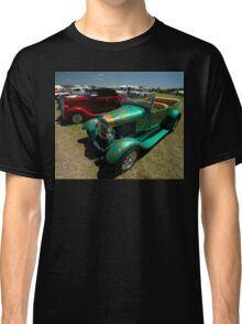 Hot Rods - Green and Red, Evans Head Fly-In Classic T-Shirt