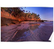 morning kisses - Cape York Poster